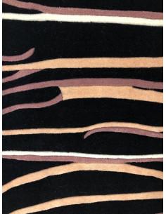 Плътен релефен килим-1