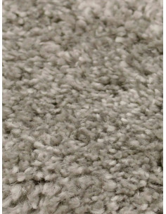 Шаги килим в светло сив цвят-1