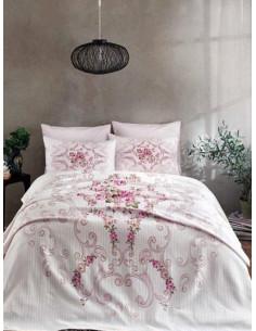 Семеен спален комплект TAC Yasmin Ranforce-1
