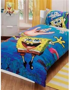 Детски спален комплект Спондж Боб-1