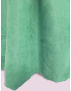 Плътна завеса в цвят мента-1