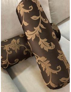 Комплект декоративни възглавници в кафяв цвят-1
