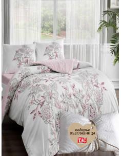Единичен спален комплект TAC Lucy Ranforce + подарък-1