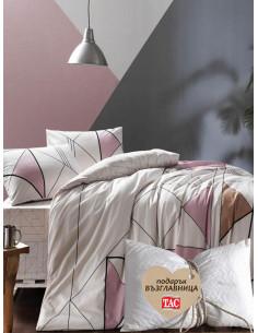 Двоен спален комплект TAC Ranforce Marvel + подарък-1