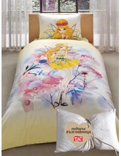 Детски спален комплект TAC WINX STELLA + подарък-1
