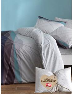 Единичен спален комплект TAC Ranforce Power + подарък-1