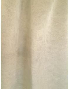 Плътна меланжирана завеса от еко кожа в различни цветове-1