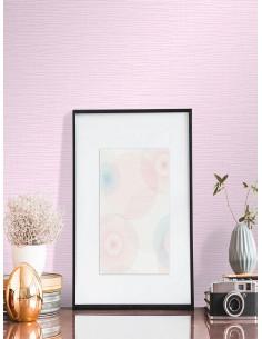 Тапет Бестселър 3 с дизайн на финна мрежа в розов цвят-1