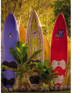 Фототапет сърфове в Maui Beach & Ocean-1