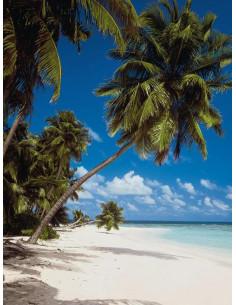 Фототапет с кадър от Малдивите-2