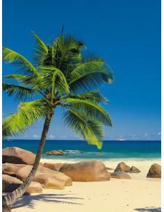 Фототапет с бреговете на Сейшелските острови-2