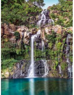 Фототапет с водопад-1