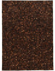 Килим от естествена кожа PATCHWROK 160x230см.-1