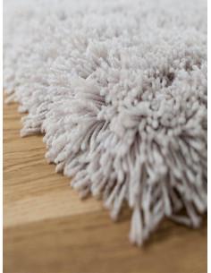 Едноцветен светло сив килим Savona 160x230см.-1
