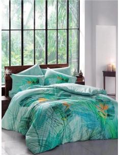 Двоен спален комплект TAC Bamboo Digital Bahama-1