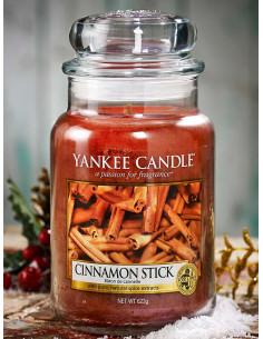 Ароматна свещ с канела Yankee Candle Cinnamon Stick-1