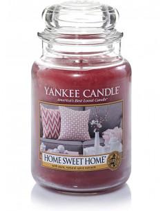 Ароматна свещ Yankee Candle Home Sweet Home-1