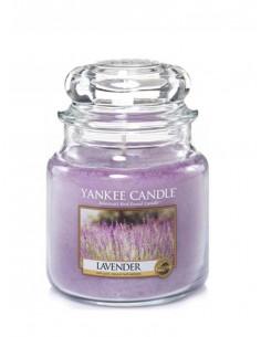 Ароматна свещ Yankee Candle Lavender-1