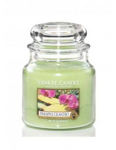 Ароматна свещ с ананас Yankee Candle Pineapple Cilantro-1