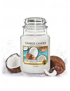 Ароматна свещ с кокос Yankee Candle Coconut Splash-1