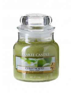 Ароматна свещ с лайм и мента Yankee Candle Cuban Mojito-1