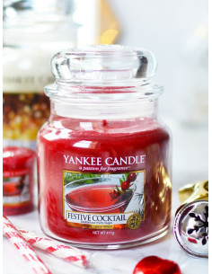 Ароматна свещ Yankee Candle Festive Cocktail-1