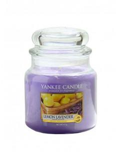 Ароматна свещ Yankee Candle Lemon Lavender-1