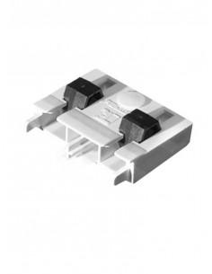 Накрайник за двойна PVC релса-1