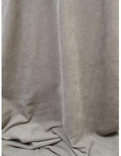 Плат за плътна завеса в светло бежов цвят-1