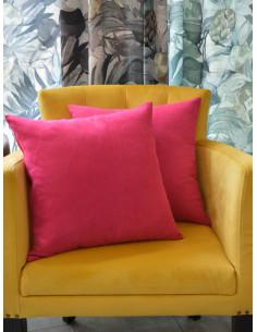 Декоративни възглавнички в цикламен цвят-1