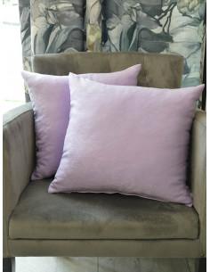 Декоративни възглавници в бледо лилав нюанс-1