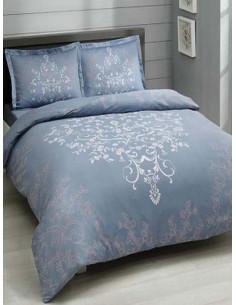 Двоен спален комплект Tac Saten Anissa-1