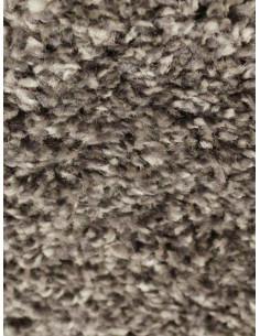 Шаги килим в тъмно сив цвят-1