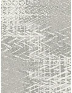 Килим Softness в светло сив цвят-1
