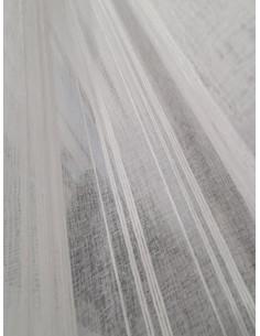 Прозрачен текстил с вертикални райета-1
