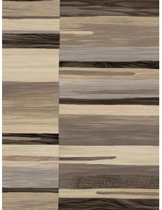 Релефен килим пъстри черти-1